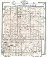 Fairfax Township, Smartville, Dragoon Creek, Osage County 1918